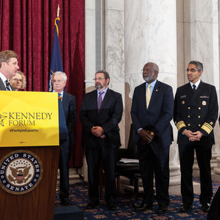 Patrick J. Kennedy and Leading Mental Health and Addiction Experts at The New Frontier of Mental Health and Addiction